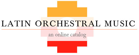 Latin Orchestral Music
